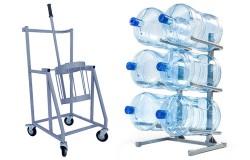 Стеллажи для бутылей
