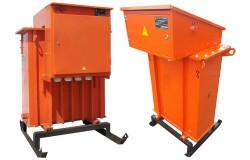 Трансформаторы масляные КТПТО для прогрева бетона