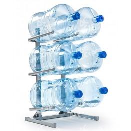 Стойка (стеллаж) для 6 бутылей