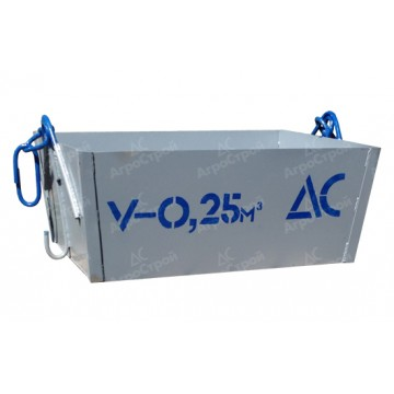 Ящик растворный с цепями (гирлянда)