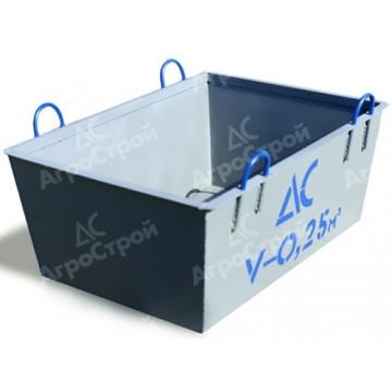 Ящик каменщика (ЯК-0.25)